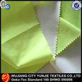 210t tafetán de nylon revestido pu impermeable textil