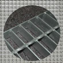 Galvanizado de la superficie plana de acero de celosía de acero soldada rejilla g203/30/100