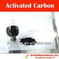 Columna de carbón activado a base de carbón de 4 mm tratamiento de aguas residuales
