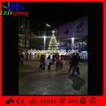 2014 da árvore de natal gigante ao ar livre comerciais iluminada árvore