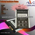 Batería para Sony Ericsson Bst 37 K750 batería