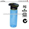 Samyo Custom Cristalería fabricante botella de cristal de agua Voss al por mayor