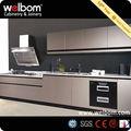 Gabinete de Cocina Moderna de Laca