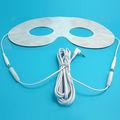 Decenas de recambio de gel Medical encajen almohadilla de electrodo para el dispositivo de masaje de estimulación ojo