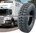 China de buena calidad y el neumático de camión barato