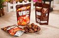 tostado y dulce chino castaño de indias orgánicos para la venta