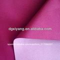 a prueba de agua de la capa de la pu 400d tela de nylon oxford para las bolsas