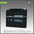 Buena calidad de la batería del coche 12v 38Ah