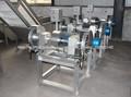 Maquinas de procesamiento de coco