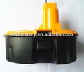 reemplazo dewalt 18v herramientas eléctricas de la batería de 18V sin cable Taladros DeWalt batería 3ah