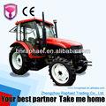 baratos tractor 80hp 4wd con buen desempeño