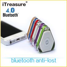 bluetooth itreasure contra el robo de la bolsa de alarma anti robo dispositivo para la pérdida de su clave o por teléfono