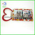 custom bottle opener magnet for promotion