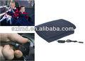 De viaje de cuidado de la salud manta térmica para el coche/manta de coche eléctrico infrarrojo lejano manta térmica