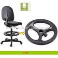 Silla de oficina piezas/componentes de oficina pp reposapiés/footring ft-03