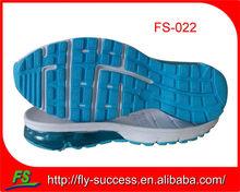 2013 2014 nuevo modelo china baratos deporte suela de los zapatos para los hombres