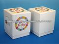 Embalaje para Dulces con Material de Carton