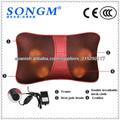 vibrar eléctrico multi- función de masaje shiatsu coche almohada de masaje portátiles