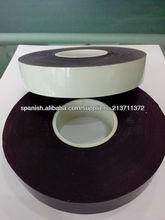 Voltaje auto-adhesivo de cinta de goma de alta