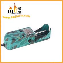 Yiwu jinlin jl-006a enchufe de europa de tabaco electrónicos máquinadellenado mayorista