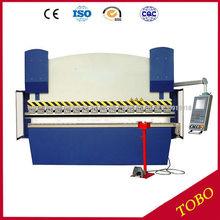 cnc tôle machines de pliage presse plieuse, presse plieuse hydraulique CNC tôle