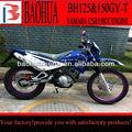 2014 nueva 125cc bici de la suciedad para la venta bh200gy-t