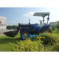 jm 354 mahindra jinma tractor mini precio 35hp tractor con 4 en 1 cargador frontal