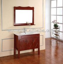 2014 WOMA 3198 gabinete de pared de madera pequeña