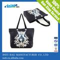 2014 Alibaba china wholesale canvas bag shopping with handle