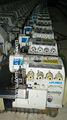 JUKI 3300 industrial máquinas de coser overlock usado/segundo meno/utilizado