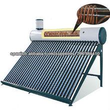 Calentador Solar Presurizado