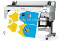 111.8cm epsan t7080 mejor calidad de sublimación de la impresora textil