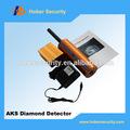 De largo alcance aks, profesional de cooper, de oro, plata y diamantes detector de