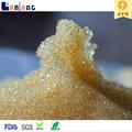 Una prima de calidad, el tipo de gel, sintético, alto- capacidad de resina de intercambio catiónico