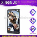 99% transparency explosion proof tempered glass screen protector for samsung galaxy