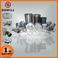 usado para peças de reposição mitsubishi motor kit liner 4d34t