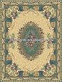 hecho a mano de piel de la vaca de cuero alfombras patchwork
