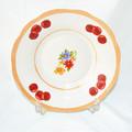 Decoração ly-fp alimentos bandeja de frutas prato prato, cerâmica prato de frutas, islâmica pratosdecerâmica