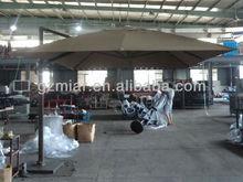 populares al aire libre paraguas cuadrados 606002w