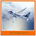 China transporte aéreo para o Brasil