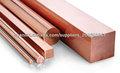 Barra de cobre berilio CuCoNiBe CW103C