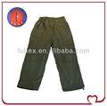 Infantil camkids boy's manufactacrure hábil a prueba de viento de largo pantalones(411203)