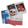 Catálogo de papel impreso aduana