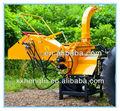9z-9a alta eficiência elétrica móvel do cortador de palha