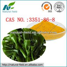 De alta calidad de fucoxantina algas con la norma iso& bv