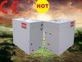 central solar de split con bomba de calor de aire acondicionado