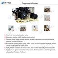 compressor de ar de alta pressão