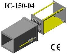 Caja eléctrica de plástico DIN 96 * 96 * 150