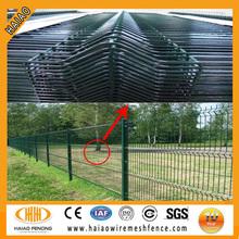 2014 nuevo diseño de la fábrica directa panel de la cerca supplieriron