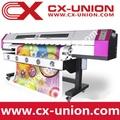el mejor precio de buena calidad textil de cama plana de la impresora para las juntas de pvc